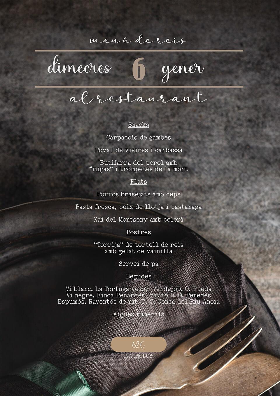 Menú de Reyes 06-01